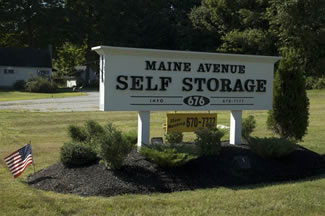 Commercial Project for Maine Avenue Self Storage